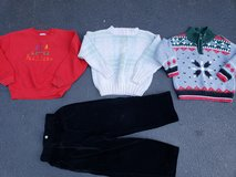Boys 3T 4T Holiday Fall Winter in Naperville, Illinois