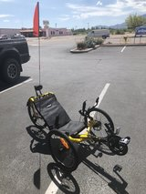 Catrike Pocket (a.k.a Terra Trike) in Fort Huachuca, Arizona