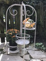 Shabby Chic Plant Stand in Glendale Heights, Illinois