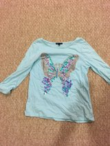New Girls Gapkids Turquoise Sequenced Shirt in Fairfax, Virginia