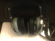 C-17 headset with ear comfort kit. in Fairfield, California