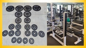 Commercial gym equipment weights in Lake Elsinore, California
