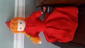 Dippity Flip Red Riding Hood 3 in 1 doll in Fort Benning, Georgia