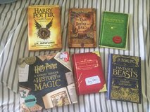Miscellaneous Harry Potter Books in Okinawa, Japan