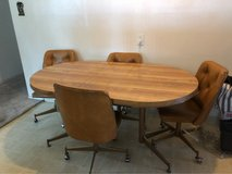 kitchen table with chairs in Travis AFB, California