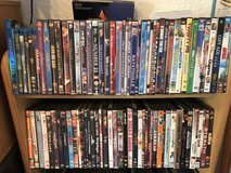 Over 230 DVDs in Ramstein, Germany
