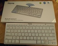 I-Home Bluetooth Keyboard in Stuttgart, GE
