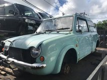 NISSAN PAO for parts in Okinawa, Japan