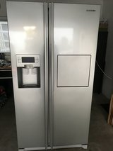 Samsung side by side refrigerator in Baumholder, GE