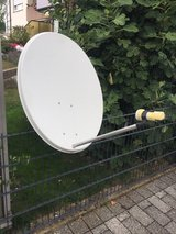 Satellite Dish and LNB in Heidelberg, GE