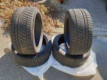 4 Continental Winter Contact TS830P 255/40 18 for BMW M3 in Stuttgart, GE