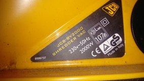 jcb garden vac/blower in Lakenheath, UK