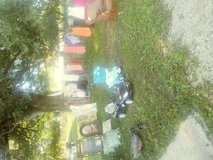 garage sale in Fort Leonard Wood, Missouri