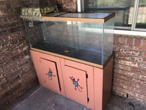50 gallon aquarium with stand in Alamogordo, New Mexico