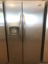 Frigidaire Gallery stainless refrigerator in Cleveland, Texas