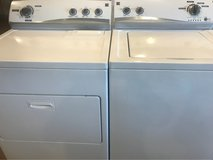 Kenmore washer and dryer electric in Kingwood, Texas