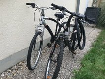 two bikes in Baumholder, GE