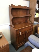 Small sideboard with hutch in Oswego, Illinois