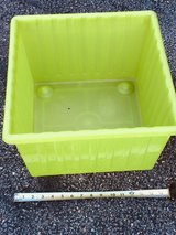 "15"" Green Square Planter in Naperville, Illinois"