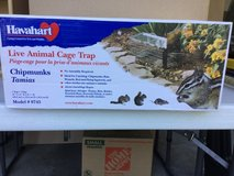 Live animal cage trap in Westmont, Illinois