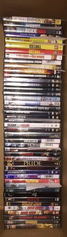 DVD'S (titles H - R) price each in Eglin AFB, Florida