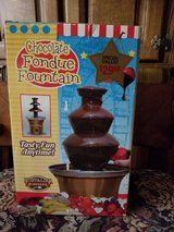 Chocolate Fondue Fountain in Fort Leavenworth, Kansas