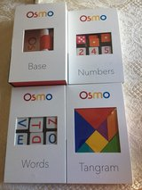 Osmo kids game iPad in Aurora, Illinois