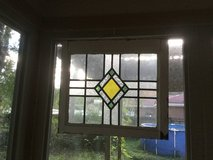 Antique Stain Glass Window medium in Hinesville, Georgia