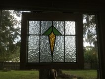 Antique Stain GlassWindow in Hinesville, Georgia