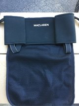 Maclaren cup holder and storage bag. in Chicago, Illinois