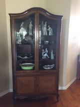 Antique China Cabinet in Aurora, Illinois
