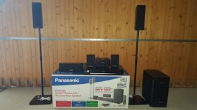 **REDUCED** Panasonic Surround Sound System with 5-Disc DVD PLAYER in Sacramento, California