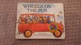 Wheels on the Bus boardbook in Bartlett, Illinois