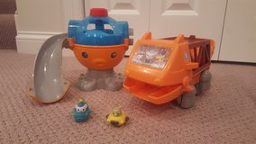 Octonauts toys in Bartlett, Illinois