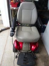 Jazzy electric wheelchair in Fort Campbell, Kentucky