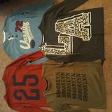 Size 6-7 Boy's shirts in Fort Drum, New York