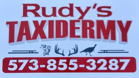 Rudy's Taxidermy in Fort Leonard Wood, Missouri