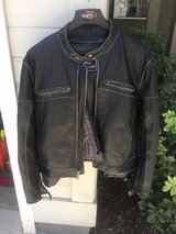 Learher Motorcycle Jacket in San Diego, California