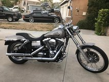 Harley-Davidson Dyna Wide glide in Camp Pendleton, California