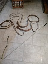 2 Horse whips, plus rein's, ect in Alamogordo, New Mexico