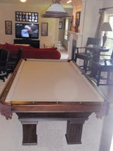 Golden West Billiards Bellingham 4x8 foot pool table with accessories in Tacoma, Washington