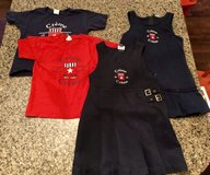 Lot of Creme de la Creme uniform clothes, all 5t in Minneapolis, Minnesota
