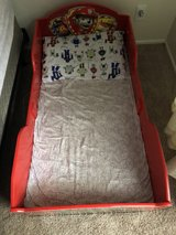 paw patrol toddler bed with mattress in San Diego, California