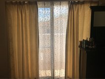 Japanese style curtains in Okinawa, Japan