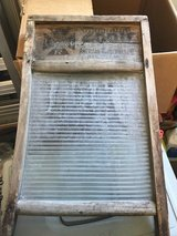 Antique Glass Wash Board in Wiesbaden, GE