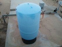 Water Well Pressure Tank in 29 Palms, California