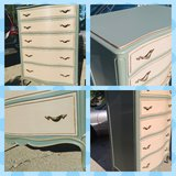 French Provincial Tall Dresser in Orland Park, Illinois