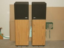 Minty BOSE 10.2 Series 1 Stereo Tower Floor Speakers in Plainfield, Illinois