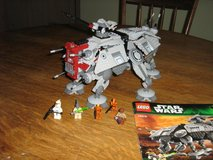 Lego Star Wars AT-TE 75019 in Lackland AFB, Texas