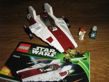 Lego Star Wars A-wing 75003 in Lackland AFB, Texas